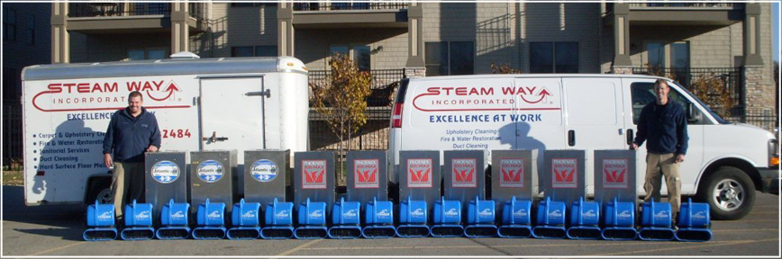 Steam Way Cleaning asks you to take advantage of our money saving